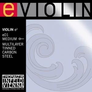 Thomastik e Violin E-Mi medium