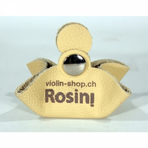 Rosin! Violine Kolofonium im Lederetui