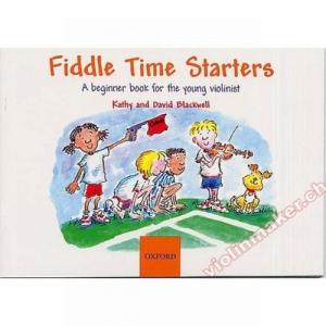 Fiddle Time Starters alte Aussgabe