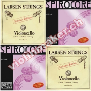 Spezial Cellosaiten SATZ Standard