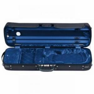 Gewa Violinkoffer Liuteria Atlanta 4/4 blau