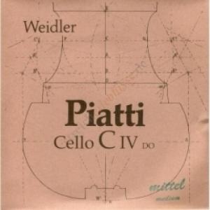 Weidler Piatti C IV DO