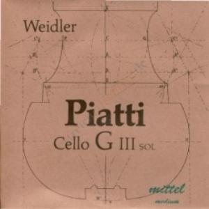 Weidler Piatti G III SOL