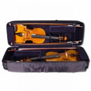 Riboni 220S Doppel-Violinkoffer