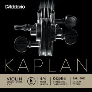 Golden Spiral Solo Violine E-MI