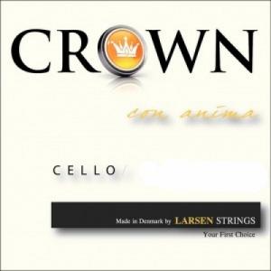 Crown Saiten für Cello Satz medium