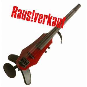 NS Electric Violin 4-Strings red