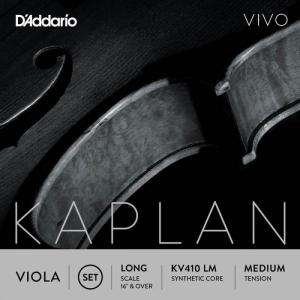 D'Addario VIVO Satz Viola medium