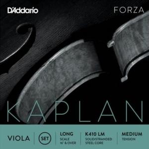 D'Addario FORZA Satz Viola medium