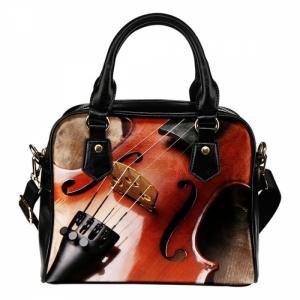 Violin Handtasche