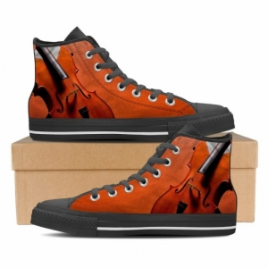 Cello Shoes hoch