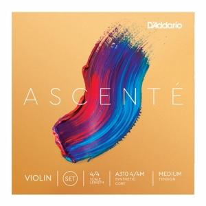 D'Addario Ascenté Violinsaite Satz