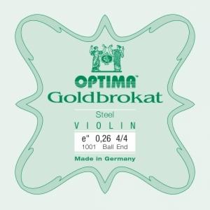 Lenzner Goldbrokat Violin E-MI
