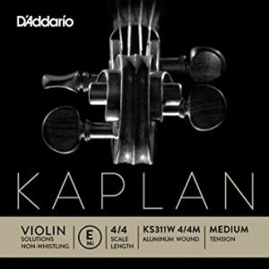 """DAddario Kaplan Solutions""""anti-pfeiff E-Saite"""""""