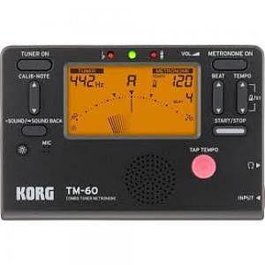 Korg TM-50 Metronom/Tuner
