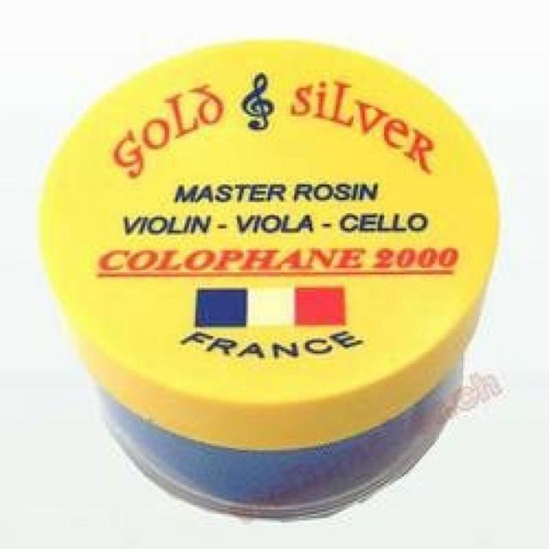 Gold + Silver Kolofonium