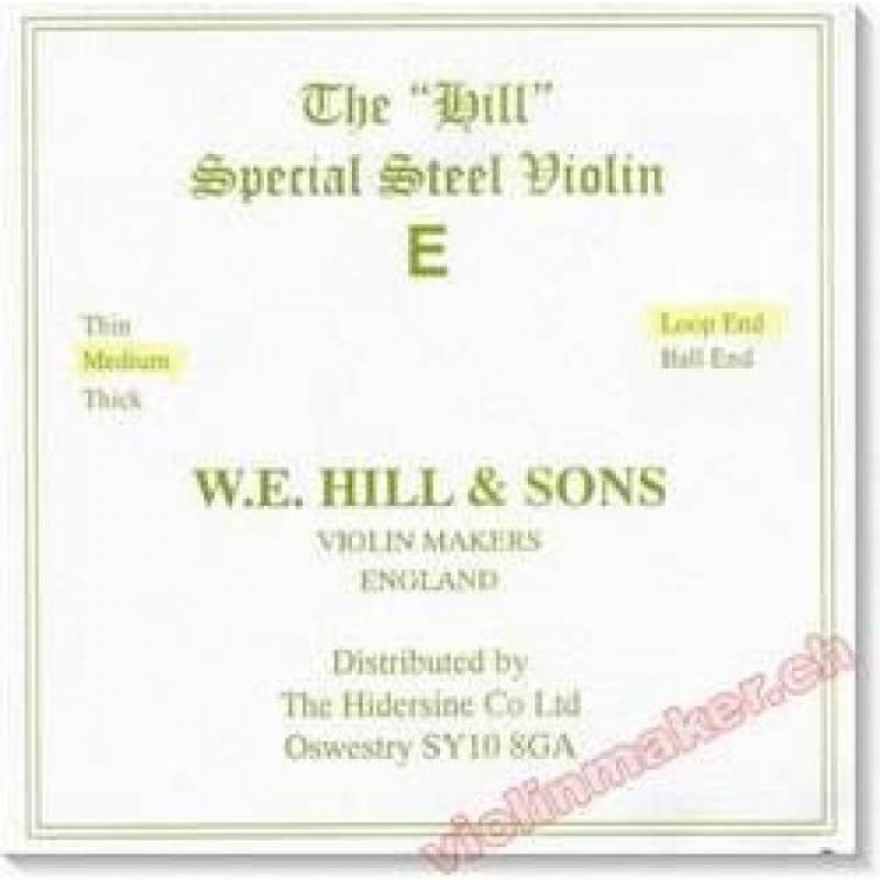 Hill Violin E-MI