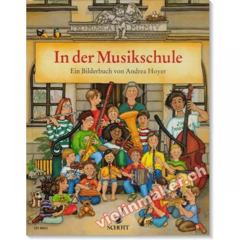 In der Musikschule