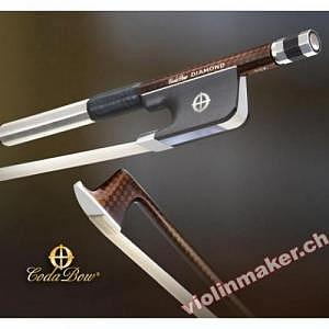 Violabogen Diamond NX Coda Bow