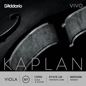D'Addario VIVO jeu alto medium