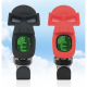 Swiff Clip-on Tuner Stimmgerät Skull red